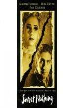Sweet Nothing (1996) afişi