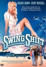 Swing Shift (1984) afişi