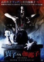 Sadako vs. Kayako (2016) afişi