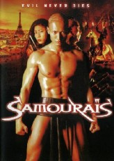 Samuraylar (2002) afişi
