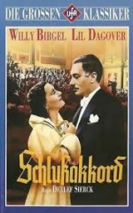 Schlußakkord (1936) afişi