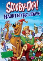 Scooby-Doo! Haunted Holidays (2012) afişi