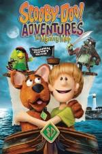 Scooby-Doo! Macerası: Gizemli Harita (2013) afişi
