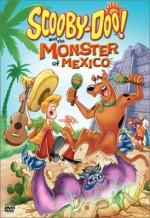 Scooby Doo ve Meksika Canavarı (2003) afişi