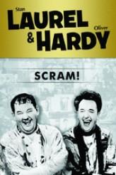 Scram! (1932) afişi