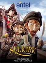 Korsan Selkirk (2012) afişi