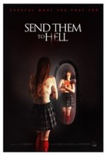 Send Them to Hell (2017) afişi