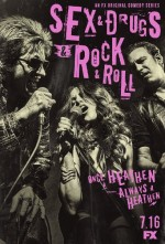 Sex and Drugs and Rock&Roll (2015) afişi