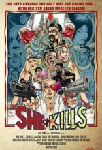 She Kills (2016) afişi