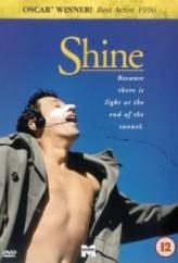 Shine (1996) afişi