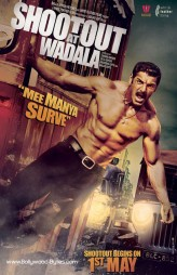 Shootout at Wadala (2013) afişi