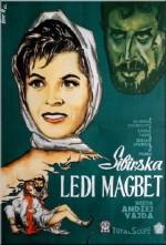 Sibirska Ledi Magbet (1962) afişi