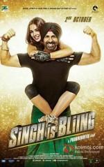 Singh Is Bliing (2015) afişi