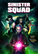 Sinister Squad (2016) afişi