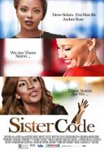 Sister Code (2015) afişi