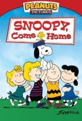 Snoopy Come Home (1972) afişi