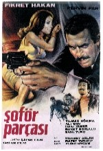 Şoför Parçası (1967) afişi