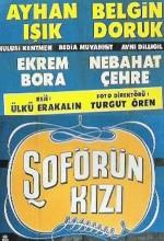 Şoförün Kızı (1965) afişi