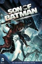 Son of Batman (2014) afişi
