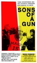 Sons of a Gun (2008) afişi