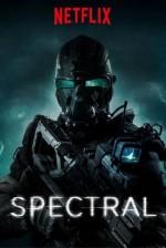 Spectral (2016) afişi