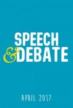 Speech & Debate (2017) afişi