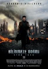Star Trek: Bilinmeze Doğru (2013) afişi