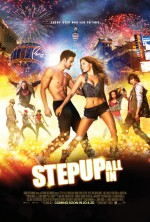 Step Up: All In (2014) afişi