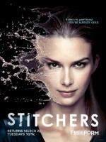 Stitchers Sezon 2 (2016) afişi