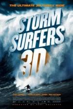 Storm Surfers 3D (2012) afişi