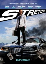 Stretch (2014) afişi