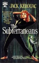 Subterraneans (1960) afişi