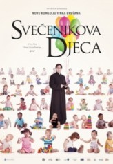 The Priest's Children (2013) afişi