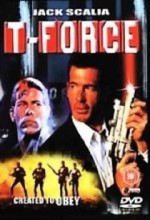T-force (1994) afişi