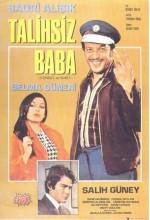 Talihsiz Baba (1970) afişi