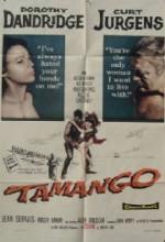 Tamango (1958) afişi