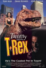 Tammy And The T-rex (1994) afişi