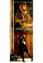 Tango Dersi (1998) afişi