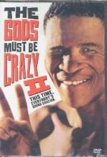 Tanrılar Çıldırmış Olmalı 2 (1989) afişi
