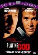Tanrı'yı Oynamak (1997) afişi
