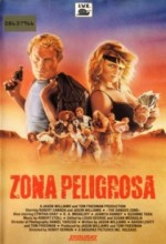 Tehlike Bölgesi (1986) afişi