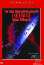 Leatherface: Texas Chainsaw Massacre III (1990) afişi