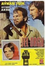 Tel Örgü (1969) afişi