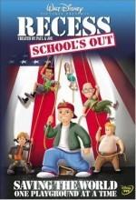 Tenefüs Zili: Okullar Kapandı (2001) afişi