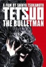 Tetsuo: The Bullet Man (2009) afişi
