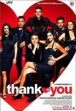Thank You (ı) (2011) afişi