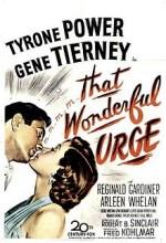 That Wonderful Urge (1948) afişi