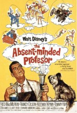 The Absent-minded Professor (1961) afişi