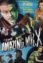 The Amazing Mr. X (1948) afişi