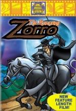 The Amazing Zorro (2002) afişi